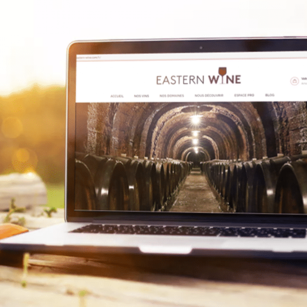 Site marchand Eastern Wine