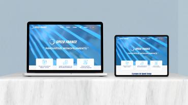 Webdesign - speedgroup