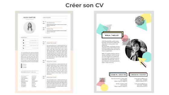 Comment créer son CV ?